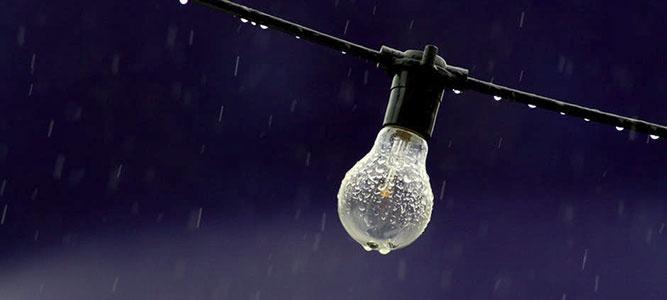 Энергия дождя