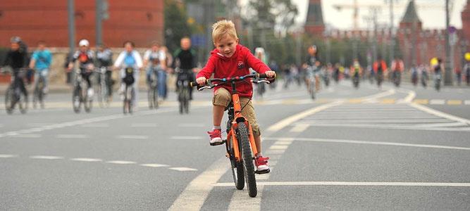 В Москве открылся велосезон