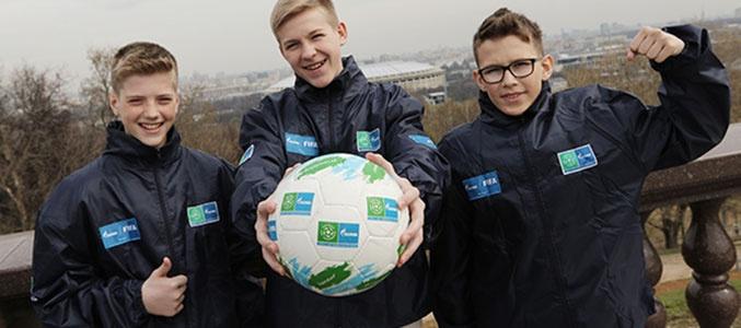 Как прошёл Всемирный день футбола и дружбы?