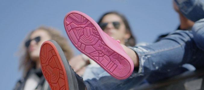 Жёваные кроссовки