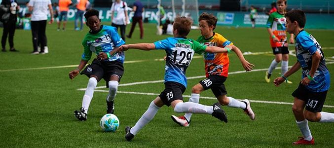 Проект «Футбол для дружбы»: последнее событие