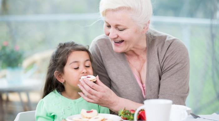 Далеко от мамы: бабушка - лучшая подружка