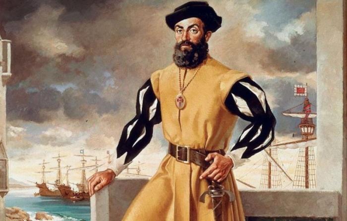 Чем знаменит мореплаватель Магеллан?