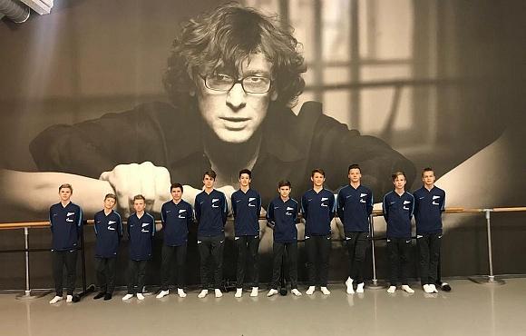 Игроки Академии «Зенита» посетили Михайловский театр