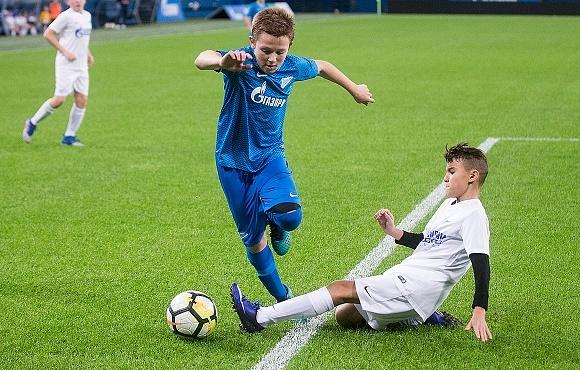 «Зенит» U-13 отправился на международный турнир в Литву