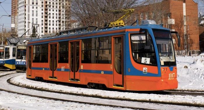 Житель Краснодара выкупил трамвай на целый день, чтобы бесплатно катать на нём пассажиров