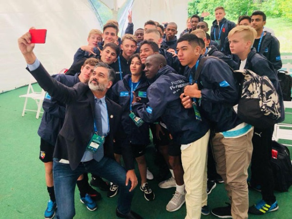 Проект «Футбол для дружбы»: экологические уроки