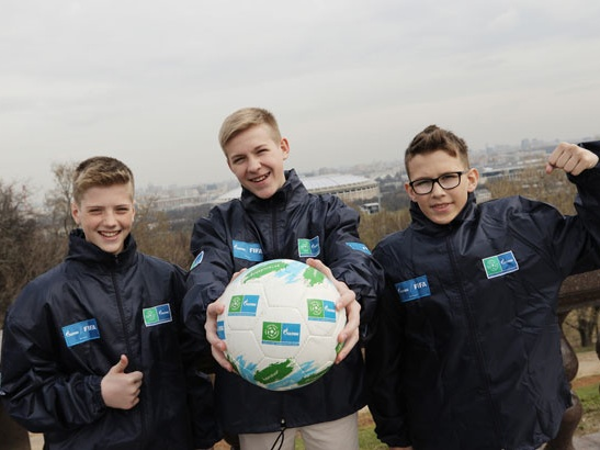 Проект «Футбол для дружбы»: прошёл Всемирный день футбола и дружбы