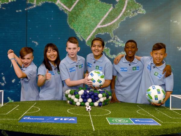 Проект «Футбол для дружбы»: определён состав участников