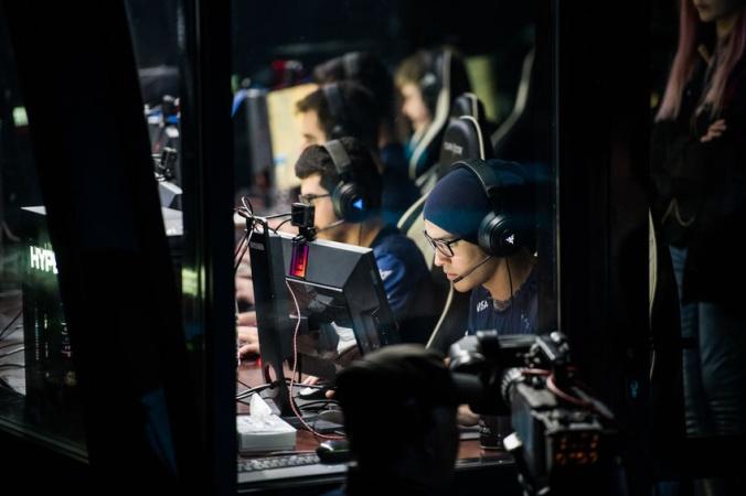 В московских школах появятся уроки киберспорта
