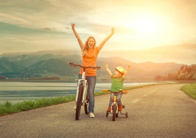 В России открыт велосезон