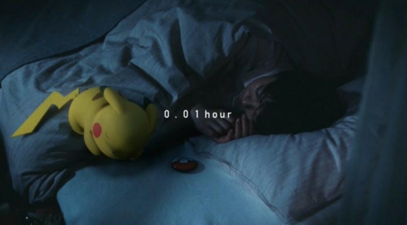 Создатели Pokemon Go сделали игру Pokemon Sleep, главный смысл которой - спать