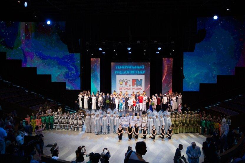 В Москве наградили лауреатов Национальной премии детского патриотического творчества-2019