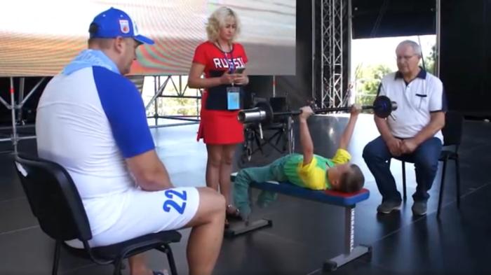 8-летний мальчик-инвалид из Кирова установил мировой рекорд