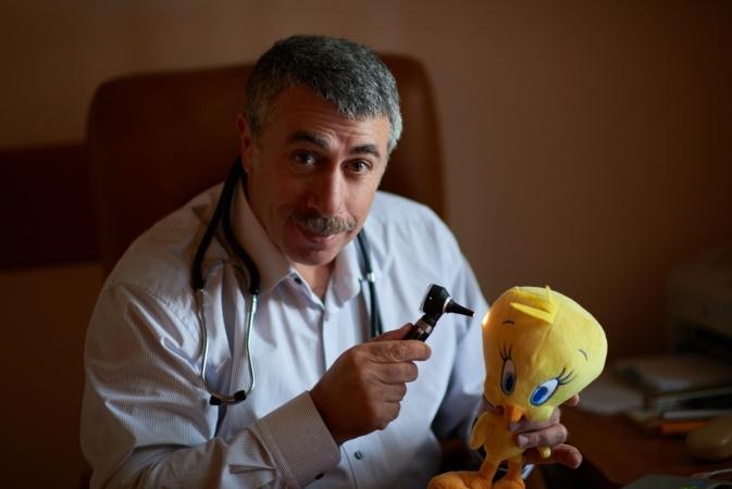 Доктор Комаровский: как уберечь ребенка от простуды