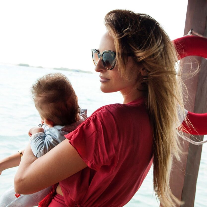 Софья Каштанова поделилась мыслями о материнстве