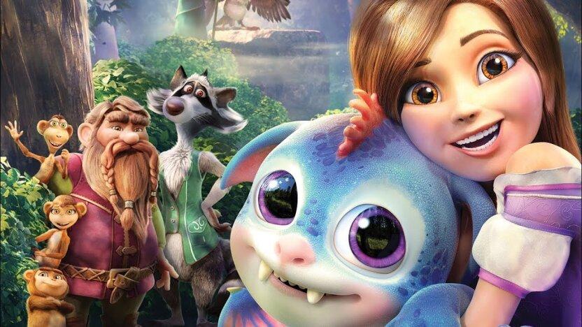 В прокат вышел мультфильм «Клара и волшебный дракон»