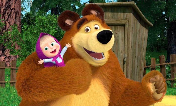 """""""Маша и Медведь"""" готовятся покорить китайских зрителей"""