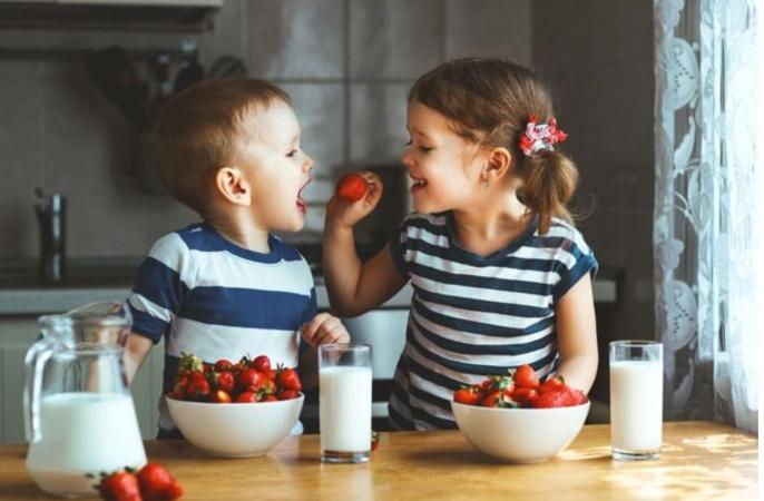 Страшно вкусно. Защищаем детей от пищевой аллергии