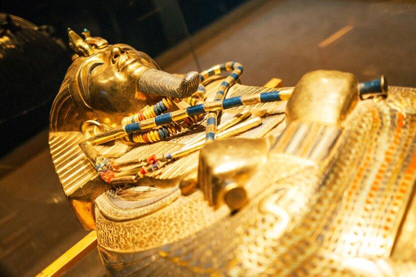 Древняя мумия научилась разговаривать
