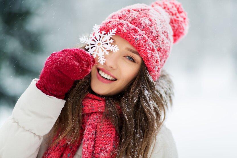 Почему глаза не замерзают на морозе?