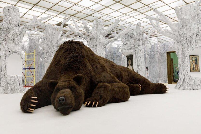 В Третьяковской галерее открылась уникальная выставка, посвященная русской сказке
