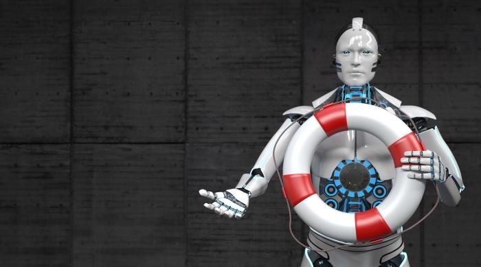 Израильские инженеры создали робота-спасателя для бассейнов