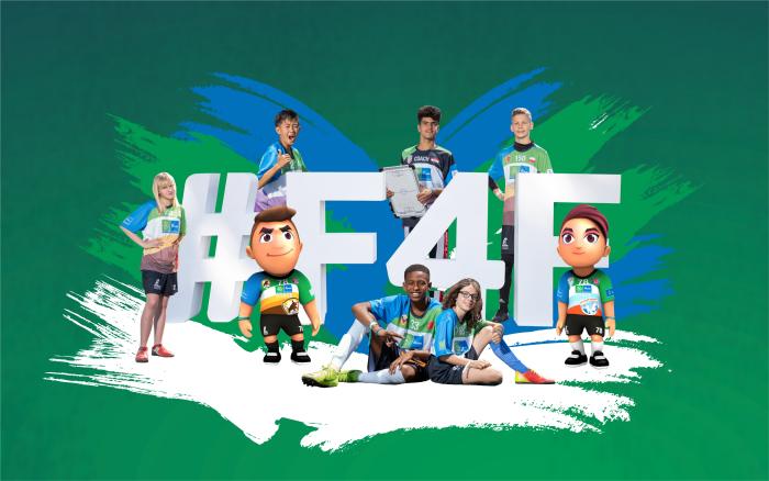 ПАО «Газпром» запускает Восьмой сезон Международной детской социальной программы «Футбол для дружбы»