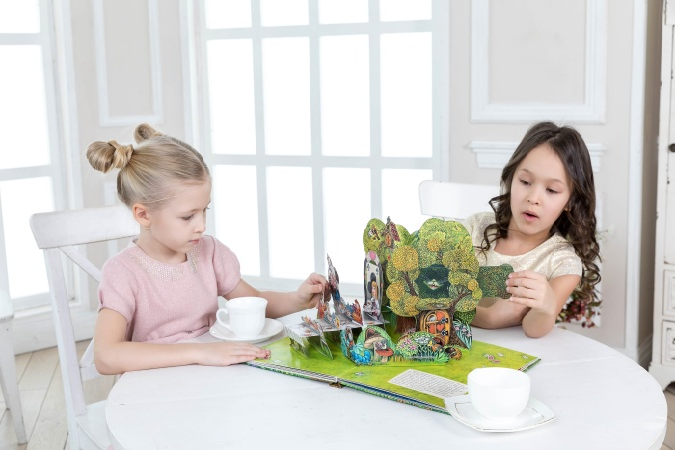 ТОП-5 познавательных, обучающих и развлекательных книг для детей
