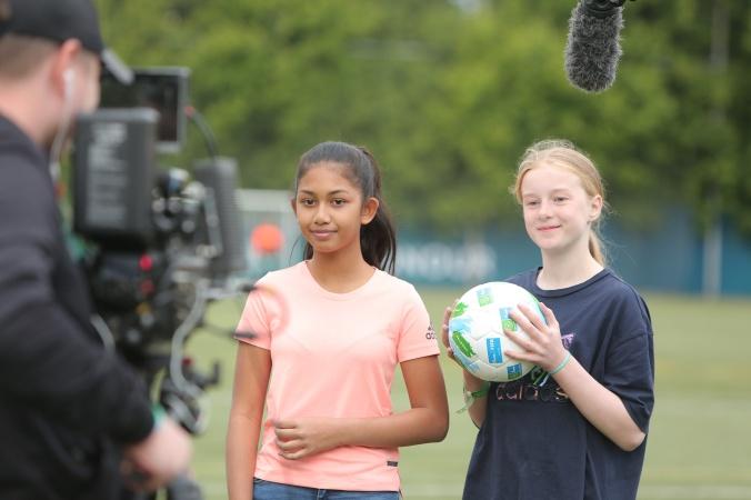 """""""Футбол для дружбы"""" приглашает детей со всего мира попробовать себя в роли спортивных комментаторов"""