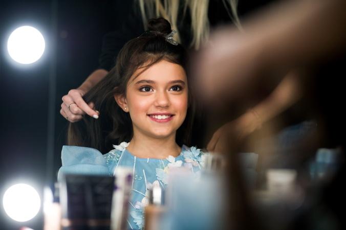 «Словно волшебный сон!»  - так София Феськова называет свой номер для «Детского Евровидения»