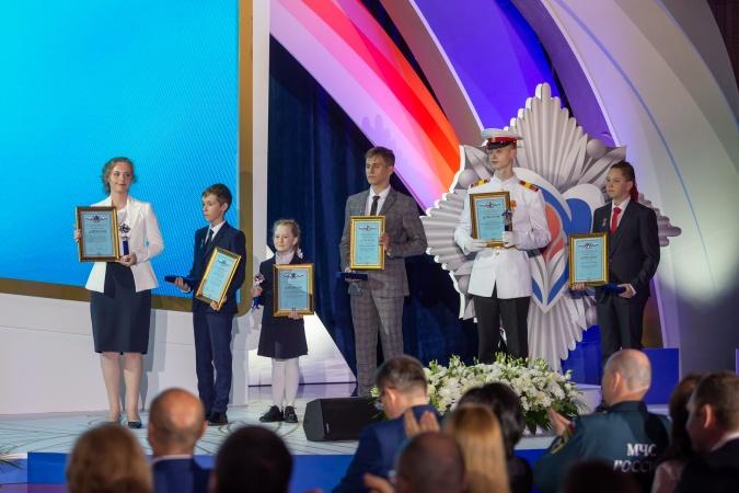 В Москве прошла церемония награждения лауреатов инициативы «Горячее сердце»