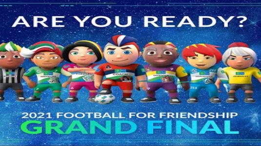 Футбол для дружбы - финал. Прямая трансляция