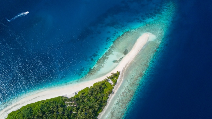 Почему море синее, если вода - прозрачная?