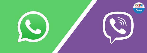 Спишемся! Отправляйте сообщения в прямой эфир через WhatsApp и Viber