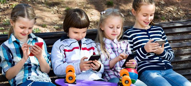 Чем живут современные дети?